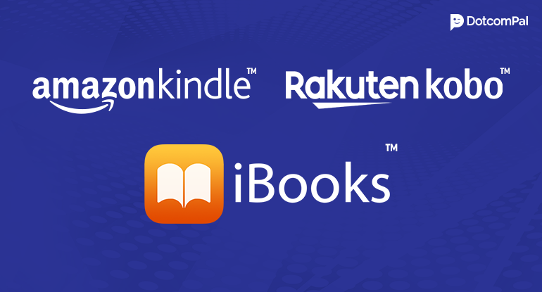earmark the best publishing softwares for ebook
