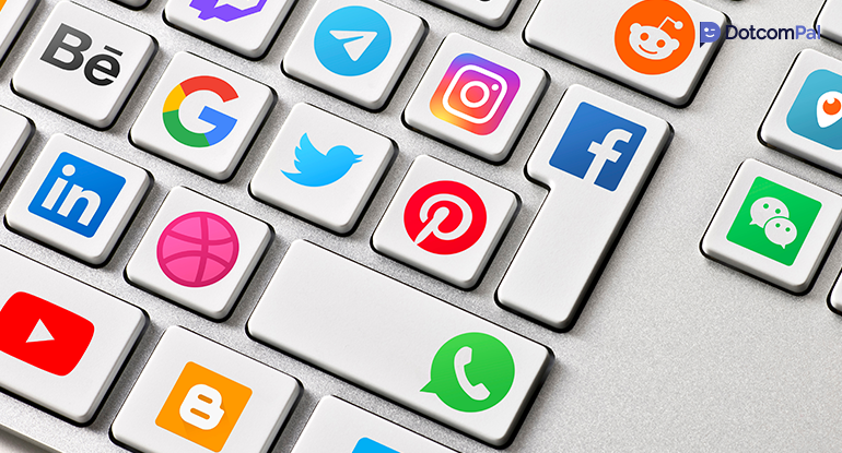 promote your ebooks using social media