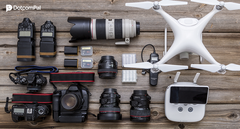 Review Photography Gear and GetSponsored